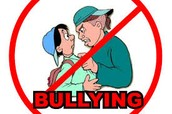 I act if some one is bullying someone