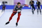 Jeremy Wotherspoon a Canadian Mens Speed Skater