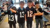 Super Bowl Jersey Day- Friday Febraury 5th