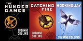 The 3 Hunger games book