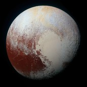 Pluto's Physical Appearence