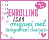 What is an Origami Owl independent desinger