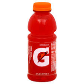Gatorade is a good source of water