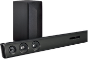 LG 2.1-CHANNEL SOUNDBAR WITH WIRELESS SUBWOOFER
