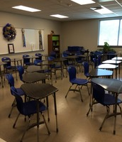 Classrooms Getting Ready