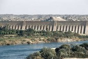 Aswan Dam.