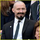 Rock'n the mustache