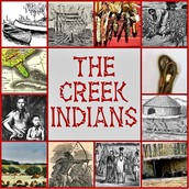 Creek Indian Collage