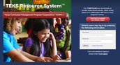 TEKS Resource System Updates