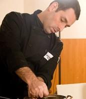 Chef Itai Farkas
