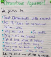 Classroom Chromebook Agreement