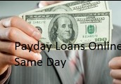 Why Utilize Loans Online Same Day From Online Lender Neighborhood