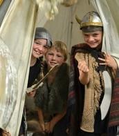 Bloodthirsty Vikings