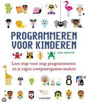 Programmeren voor kinderen: leer stap voor stap programmeren/ C. Vorderman