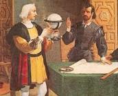 La teoría de Colón.