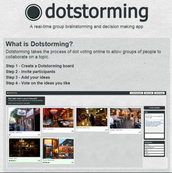 Dotstorm