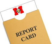 Report Cards Go Home Wednesday, January 13th