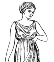 Greek Women's Clothing