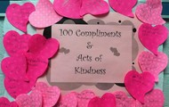 100 Compliments & Acts of Kindness