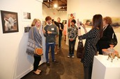 Regional Artist Reception at Archway Gallery