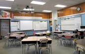 A quick look into our classroom.