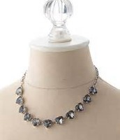 Somervell Necklace Silver