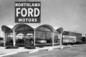 Ford dealership in the 20s
