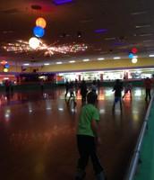 Roller Skating Party at Skate World