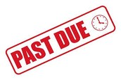 Past Due Assignments