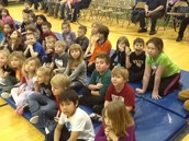 Practicing for the Winter Concert