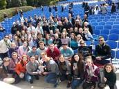 Gators of the Week:  RBHS Choir Shines in Virginia Beach