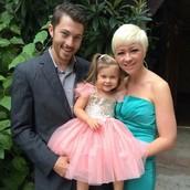 Sam Neal & Family