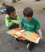We Looked at community books together