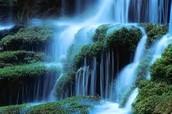 Waterfall in South Carolina