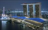 Singapores three buildings