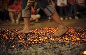TURN FEAR INTO POWER THE FIREWALK EXPERIENCE: