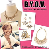 Valentines Day is coming up! Send your Valentine to Stella & Dot to pick out the perfect gift!