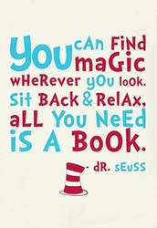 """""""Be Awesome! Be a Book Nut!"""" --Dr. Seuss"""