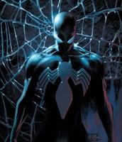 The Venom Symbiote and Spiderman