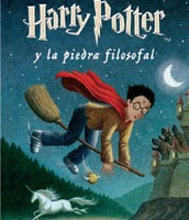 My favorite book is harry poter