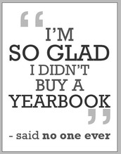 Can I Buy a Yearbook when they come out in May?