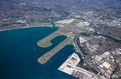 Botany Bay Airport Runway