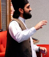 The islamic priest