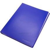 Blue Communication Folder