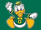 # 1 University of Oregon