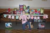 Presents for Pets - Aurore Donates Birthday Gifts