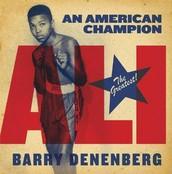 Ali: An American Champion by Barry Denenberg
