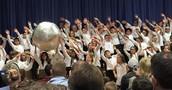 South Concert Entertains