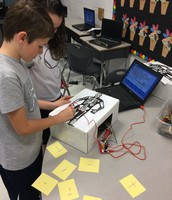 Mixing technology and Science!