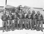 Tuskegee Airmen (1940s)